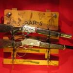 Gun/Rifle Racks